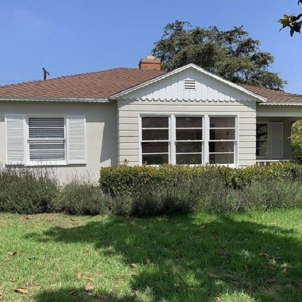 Rent this 3 bed house on 7716 Dunbarton Ave in Los Angeles, CA 90045