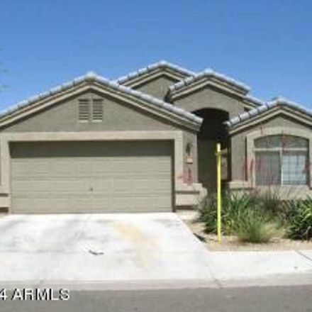 Rent this 3 bed house on W Via Camille in El Mirage, AZ