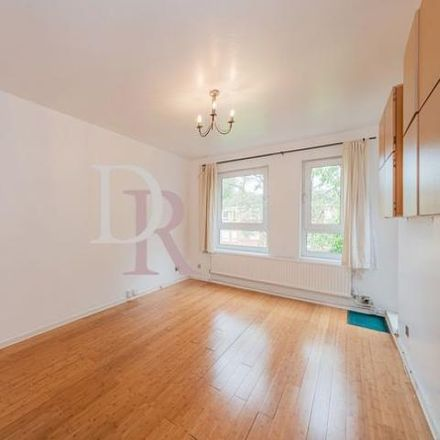 Rent this 1 bed apartment on Orpen Walk in London N16 8SQ, United Kingdom