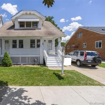 Rent this 3 bed house on 7512 Maple Street in Dearborn, MI 48126