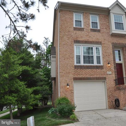 Rent this 3 bed townhouse on 8050 Merry Oaks Ct in Vienna, VA