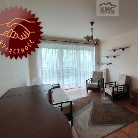 Rent this 1 bed apartment on Stefana Kisielewskiego 6 in 20-865 Lublin, Poland
