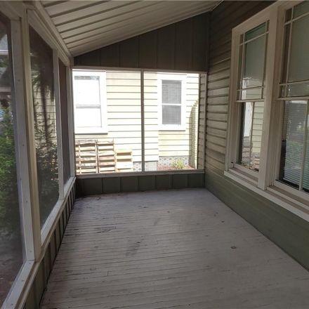 Rent this 1 bed apartment on Dartmoor St N in Saint Petersburg, FL