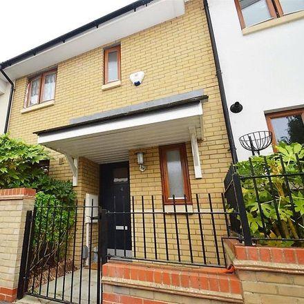 Rent this 3 bed house on Bramble Mews in Gravesham DA12 5NS, United Kingdom