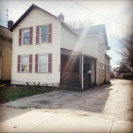 Rent this 3 bed house on 3500 Independence Road in Cleveland, OH 44105