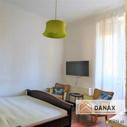 Rent this 1 bed apartment on Michała Bałuckiego 7 in 30-318 Krakow, Poland