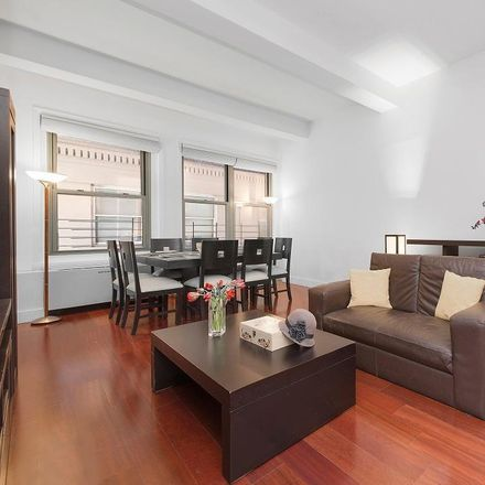 Rent this 2 bed loft on Dunkin' Donuts in 80 John Street, New York