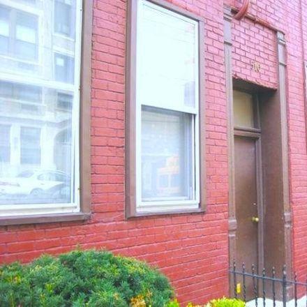 Rent this 1 bed apartment on 510 Adams Street in Hoboken, NJ 07030