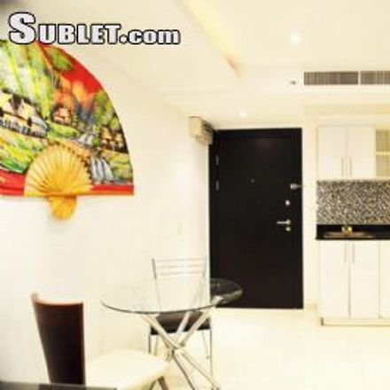 Rent this 1 bed apartment on Ristorante Italiano Da Giulio and Nan in Pattaya Sai Song (Second Rd), Pattaya