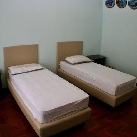 Rent this 2 bed room on Via della Pineta Sacchetti in 484, 00168 Roma RM