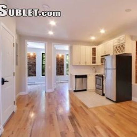 Rent this 3 bed apartment on 1277 Herkimer Street in New York, NY 11233