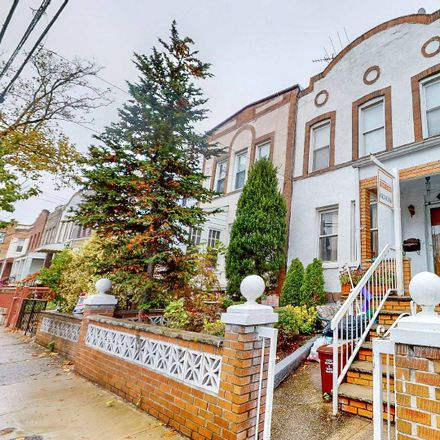 Rent this 3 bed townhouse on 7821 14th Avenue in New York, NY 11228