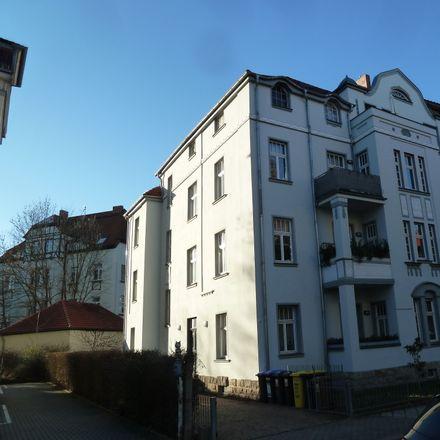 Rent this 2 bed apartment on Straße des Friedens in 99084 Erfurt, Germany