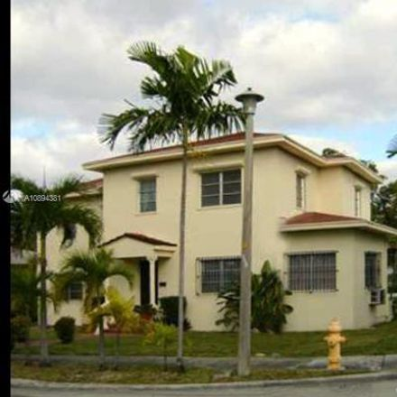 Rent this 4 bed house on 1701 Southwest 22nd Terrace in Miami, FL 33145