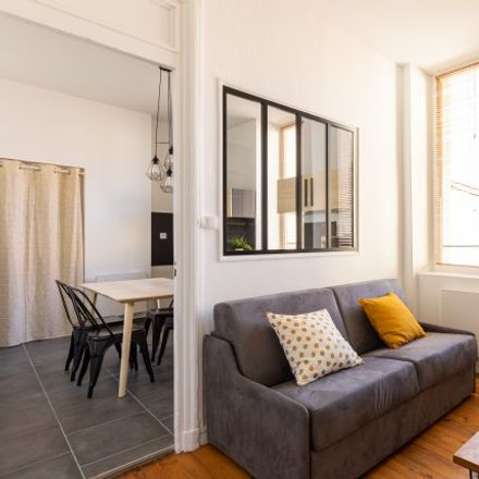 Rent this 1 bed apartment on Lyon in Vaise, AUVERGNE-RHÔNE-ALPES