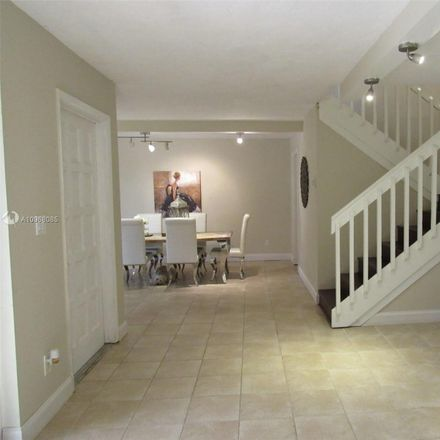 Rent this 3 bed townhouse on 521 Northwest 132nd Terrace in Plantation, FL 33325