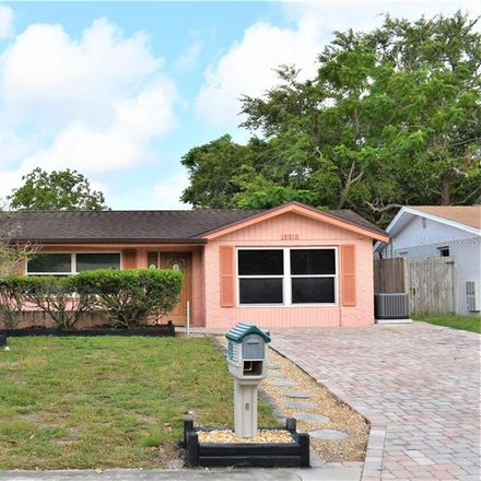 Rent this 3 bed house on 10810 Piccadilly Rd in Port Richey, FL