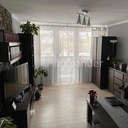 Rent this 3 bed apartment on Stanisława Kontkiewicza 5c in 42-209 Częstochowa, Poland