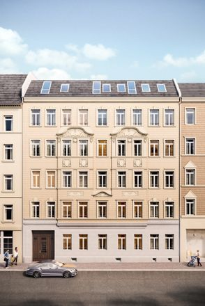 Rent this 4 bed apartment on Wurzner Straße 15a in 04315 Leipzig, Germany