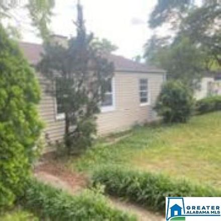Rent this 2 bed house on 1429 47th Street in Birmingham, AL 35208