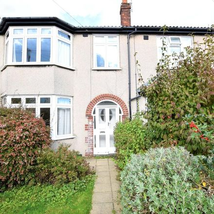 Rent this 3 bed house on Chewton Close in Bristol BS16 3SR, United Kingdom