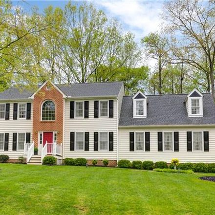 Rent this 4 bed house on 12525 Queensgate Road in Midlothian, VA 23114