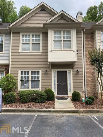 Rent this 2 bed townhouse on Harris Rd in Roswell, GA