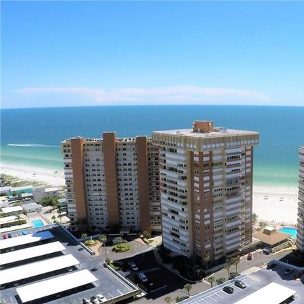 Rent this 2 bed condo on 17900 Gulf Boulevard in North Redington Beach, FL 33708