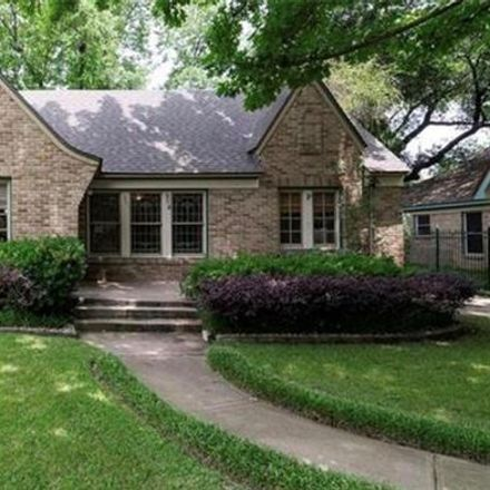 Rent this 3 bed house on 5515 Merrimac Avenue in Dallas, TX 75206