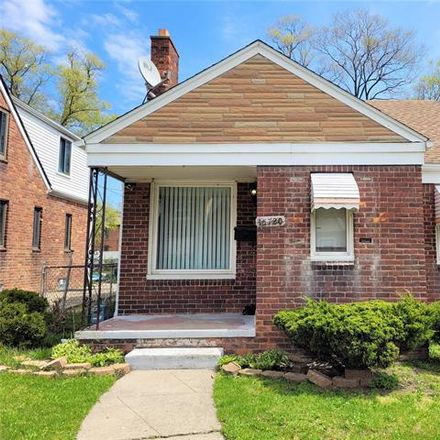 Rent this 3 bed house on 15720 Steel St in Detroit, MI