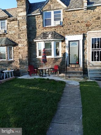 Rent this 3 bed townhouse on 1532 Devereaux Avenue in Philadelphia, PA 19149