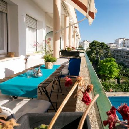 Rent this 7 bed apartment on Carrer de Antonio Gaudí in 17, 08870 Sitges