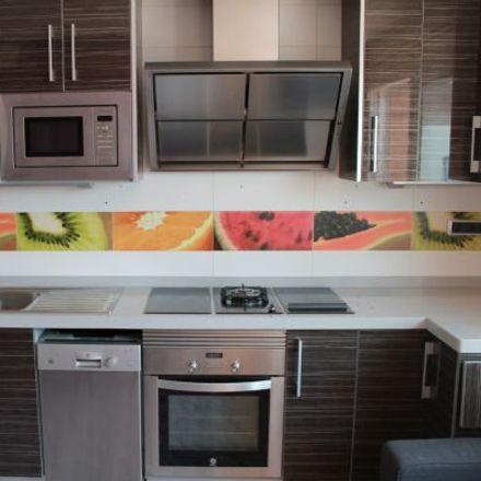 Rent this 2 bed apartment on Carrer de Sanpere i Miquel in 08043 Barcelona, Spain
