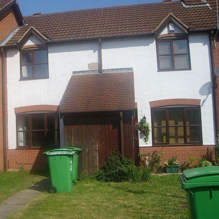 Rent this 2 bed house on 11 Shelby Close in Wollaton NG7 2FL, United Kingdom