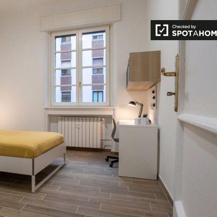 Rent this 3 bed apartment on Via Privata Baldassarre Longhena in 20139 Milan Milan, Italy