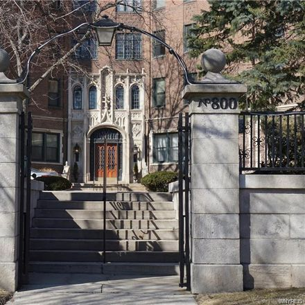 Rent this 1 bed apartment on 800 West Ferry Street in Buffalo, NY 14222