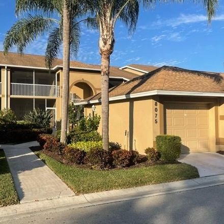 Rent this 2 bed condo on 8075 Queen Palm Lane in Fort Myers, FL 33966