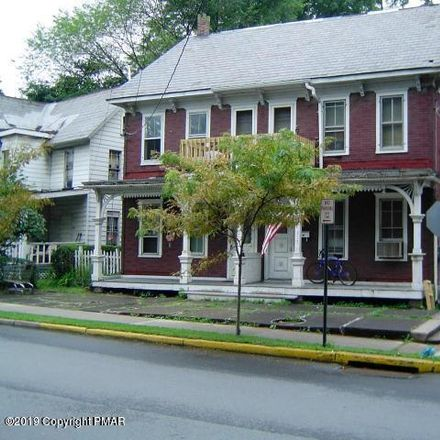 Rent this 2 bed apartment on S Courtland St in Stroudsburg, PA