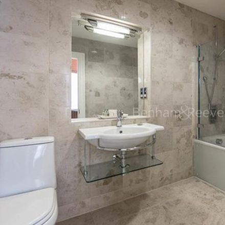 Rent this 3 bed apartment on Fraser Residence Prince of Wales Terrace in 2-14 Prince of Wales Terrace, London W8 5PQ