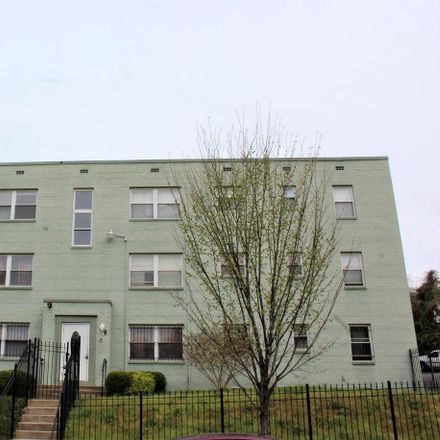 Rent this 1 bed condo on Marshall Heights in 4800 C Street Southeast, Washington