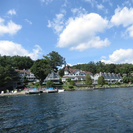 Rent this 3 bed condo on Lake Shore Dr in Lake George, NY