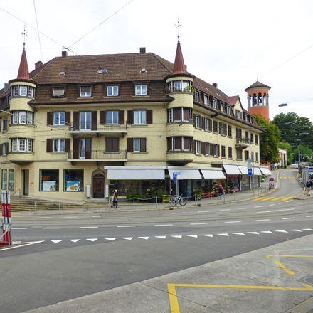 Rent this 3 bed apartment on Albisstrasse 41 in 8038 Zurich, Switzerland