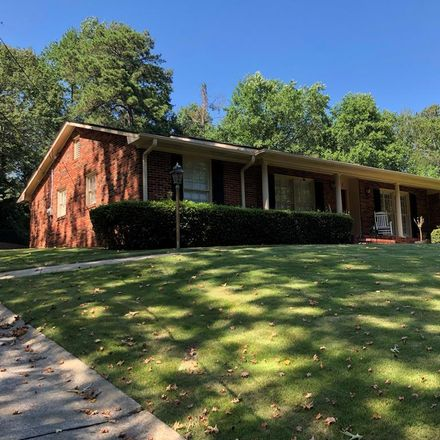 Rent this 3 bed house on 1402 Nottingham Drive in Phenix City, AL 36867