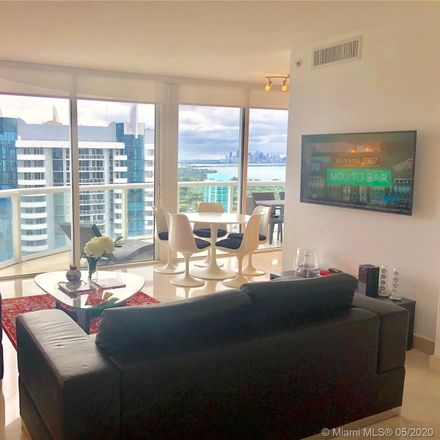 Rent this 2 bed condo on Collins Ave in North Bay Village, FL