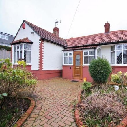 Rent this 3 bed house on Mentmore Road in Liverpool L18, United Kingdom