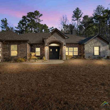 Rent this 4 bed house on 3912 Pine Tree Road in Longview, TX 75604