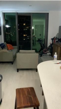 Rent this 1 bed room on BUS Stop in Northeast 1st Avenue, Miami