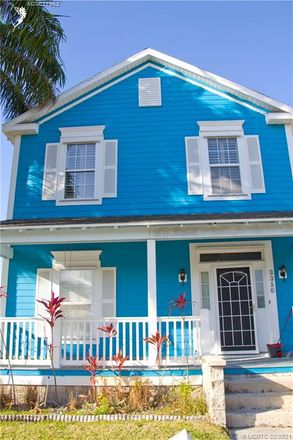 Rent this 3 bed house on 3316 North Park Drive in Fort Pierce, FL 34982