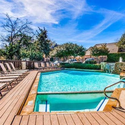 Rent this 2 bed condo on 5616 Preston Oaks Road in Dallas, TX 75254