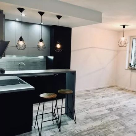 Rent this 1 bed apartment on Przędzalniana 72 in 93-113 Łódź, Poland